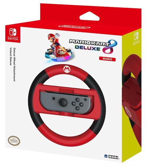 Mariokart 8 Deluxe Wheel Attachment - Mario