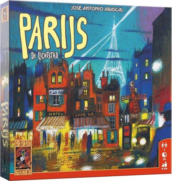 Parijs: De lichtstad