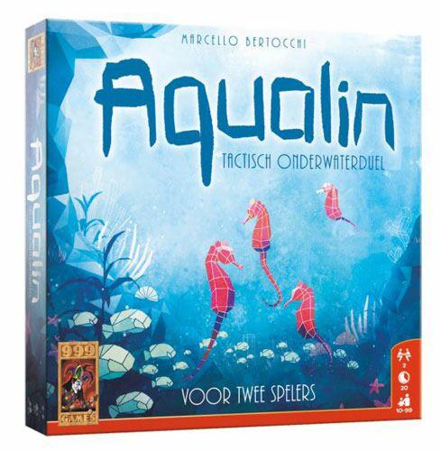 Aqualin : tactisch onderwaterduel