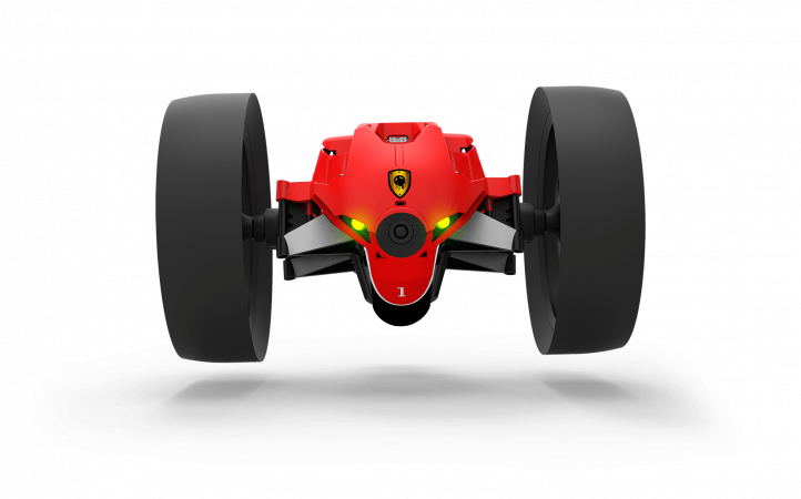 Max Jumping Race Drone